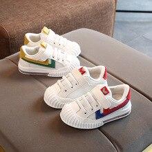 Детская обувь для девочек; Детские карнавальные ботинки для мальчиков; Новинка года; сезон весна-лето; кроссовки для девочек; Модная Белая обувь для малышей
