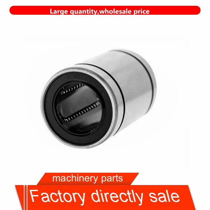 1pc LM20UU 20mm Linear Ball Bearing Linear Bearings 20x32x42mm For 3D Printer CNC Parts