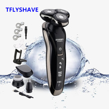 TFLYSHAVE Men Electric Shaver Rechargeable Electric Razor Sh
