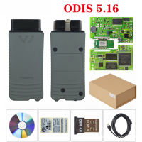 2020 Best VAS5054A Original OKI Full Chip ODIS 5.1.6 Keygen Original AMB2300 Bluetooth OBD2 Diagnostic Tool VAS 5054 Scanner