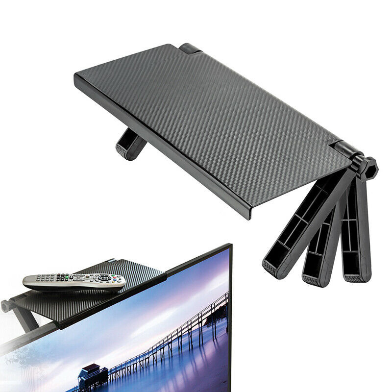 TV Screen Top Storage Shelf Rack Holder Durable Multifunction For Home Office JHP-Best