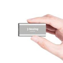 Hoge Snelheid Ssd Hdd USB C Usb 3.0 128Gb Ssd 256Gb 64Gb Externe Solid State Harde Schijf Voor pc Laptop Harde Schijf Desktop Zilver