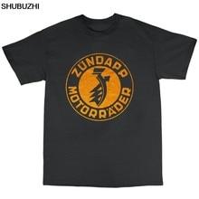 Zundapp Logo T-Shirt Oliv K800, Ks750 Gespann Zweirad Kult Logo Cs 50, ks 80 shubuzhi Neue Design Straße Tragen Retro T Shirts
