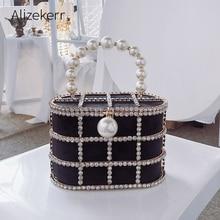 Женская вечерняя сумка клатч с бусинами, роскошная сумка с металлическими бусинами, кошелек для свадебной вечеринки, 2019