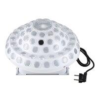 Dj Stage Light Led Universe Crystal Magic Ball Rotating UFO Light EU Plug|Stage Lighting Effect| |  -
