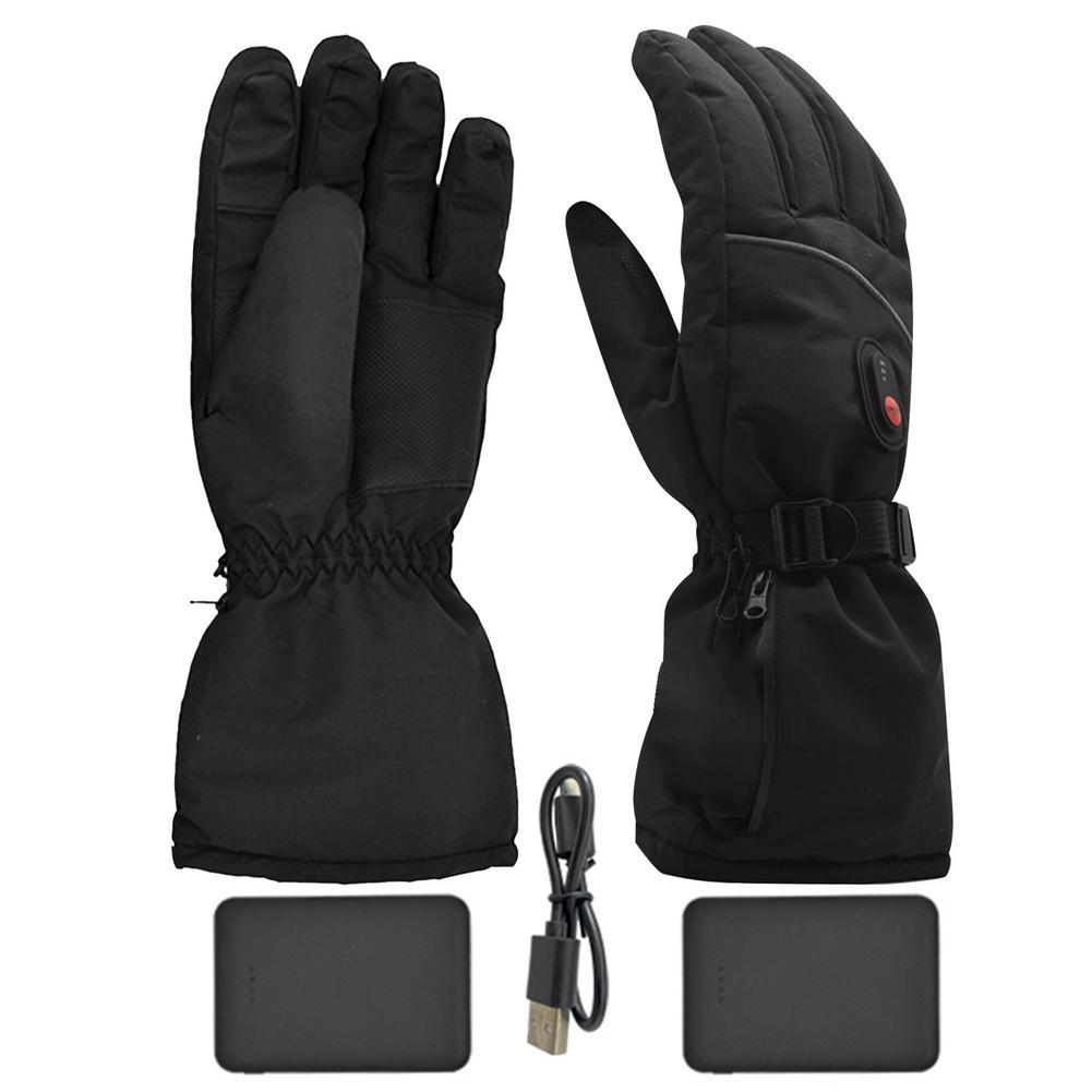 Водонепроницаемые многофункциональные перчатки с подогревом