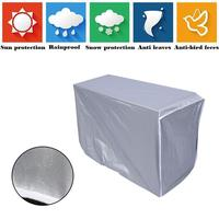 Air Conditioning Hood External Dust Cover Air Conditioning Sleeve Water Proof And Sunscreen