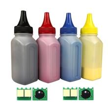 A++ for HP color laserjet Pro 200 M251 M251nw M276 M276n M276nw Toner powder And chip for HP CF210A CF210X CF211A CF212A CF213A sakura cf212a yellow тонер картридж для hp laserjet pro 200 color m251nw m251n m276n m276nw