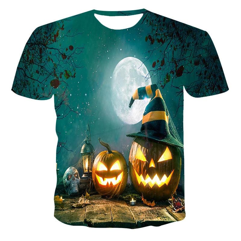 Boys and Girls Summer 3D T shirt, cartoon cartoon round neck short sleeve clothes, 4t 14t, 2021 NEW