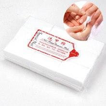 Lint-Free Wipes Nail-Polish-Remover Napkins Pads Paper-Nail-Wipes Nail-Art-Tools Bath-Manicure