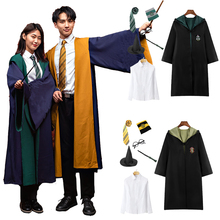 Gryffindor Potter Uniform Hermione Granger Cosplay Costume Adult Version Halloween Party New Gift Dropshipping costume