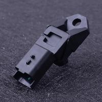 CITALL 3 Pins Black Plastic Turbo Boost Pressure MAP Sensor 9639469280 1231463 Fit for Peugeot 1007 206 307 407 1.6 2.0 HDI