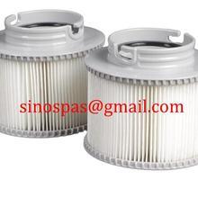 Самые дешевые подлинные MSPA Горячие фильтры для джакузи картриджи 1 х двойной пакет 2 фильтра в общей сложности