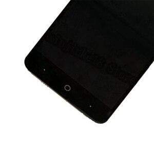 Image 2 - עבור zte להב V8 מיני LCD תצוגה + מסך מגע digitizer החלפת אביזרי עבור zte V8mini LCD טלפון חלקי תיקון ערכת