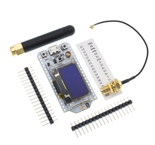 SX1276 SX1278 ESP32 LoRa 868 MHz/915 MHz/433 0.96 インチ青色 Oled ディスプレイの Bluetooth WIFI キット 32 開発ボード