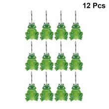 12pcs Curtain Hooks Glide Practical (China)