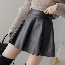 Short Skirts Streetwear Elastic Harajuku Vintage High-Waist Womens Summer New-Fashion