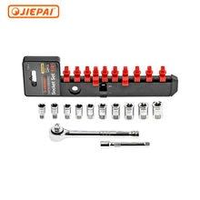 Набор торцевых ключей jiapai 12 шт 1/4 дюйма метрический шестигранный