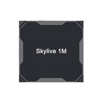 Skylive tylko przez 1 M dla android box tanie i dobre opinie ALEMOON 100 M CN (pochodzenie) Amlogic S905W Quad-core 64-bit 8 GB eMMC HDMI 2 0 1G DDR3 DC 5 V 2A Karty TF Do 64 GB Penta-core Mali-450