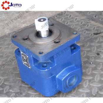 YB1-6.3 1.5kw hydraulic fixed displacement vane pump