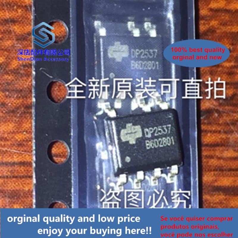 20pcs 100% Orginal And New DP2537B SOP7 DP2537 Best Qualtiy