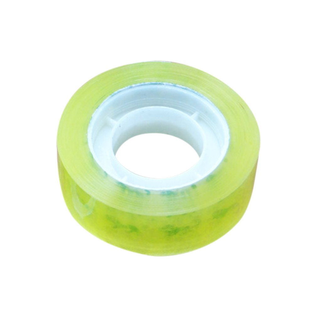 30M Clear Transparent Tape Sealing Sticky Tape Rolls Home Office Packing Supplies School Stationery