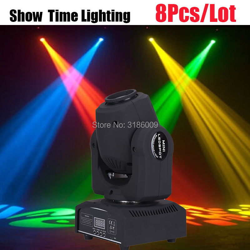 Dj Led 30w Gobo Moving Head Spot Light