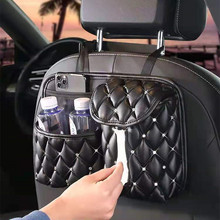 ใหม่แฟชั่นเทพธิดามัลติฟังก์ชั่เก็บกระเป๋าโทรศัพท์มือถือกล่องกระดาษทิชชูรถยนต์กระเป๋าเก็บกระเป๋า