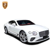 Fit For 2019-2020 Bentley Continental GT 100th Anniversary Edition Real Carbon Fiber Body Kits Auto Parts CSSCAR Store 00590