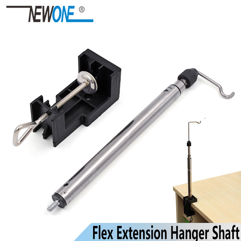 NEWONE Clamp-on Flex Shaft Rotary Grinder Stand Holder Hanger For Dremel Rotary Tools Tool Accessories Multifunction Bracket
