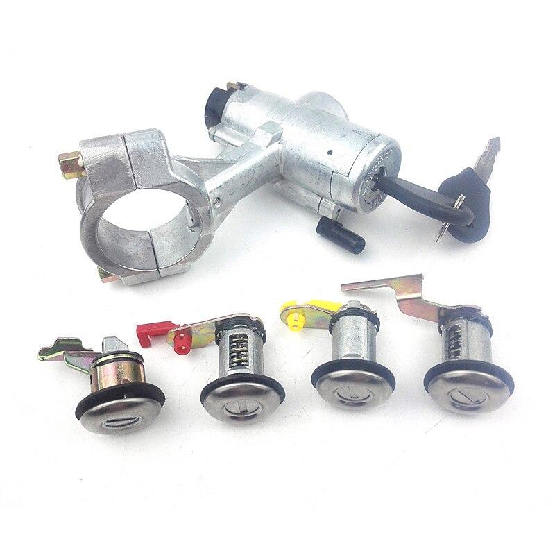 5 pièces contact démarreur avec clé pour Nissan pour patrouille GQ Y60 1988-1998 interrupteur pour Nissan Sentra B12 1986-on 99810-50A00