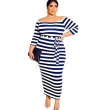 Plus Size Dress Summer Women's Casual