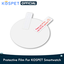 KOSPET Prime/Hope/Prime/Optimus Pro/Brave smartwatch folia ochronna, pokrywa dla Kospet inteligentna osłona na szybkę zegarka 3 sztuk/paczka