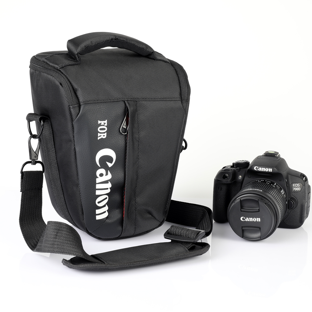 Waterproof DSLR Camera Bag Case For Canon EOS 6D Mark II 6D2 5D Mark IV II III 5D4 5D3 R 90D 80D 800D 750D 77D 3000D 200D 1500D image