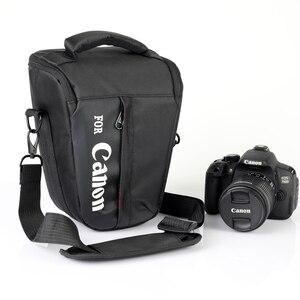 Image 1 - Waterproof DSLR Camera Bag Case For Canon EOS 6D 6D2 5D Mark IV II III 5D4 5D3 R 90D 80D 800D 750D 77D 3000D 200D 1500D