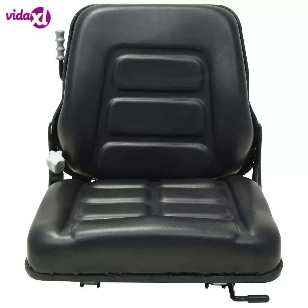 VidaXL Forklift Tractor Seat With Suspension Adjustable Backrest High-Quality Tractor Seat Useful And Comfortable Wholesale V3