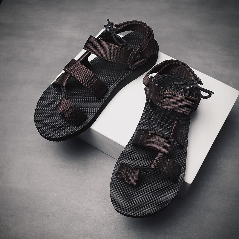 Roman Style Sandals For The 2020 Fashion Show Rome Style Summer Day Men's