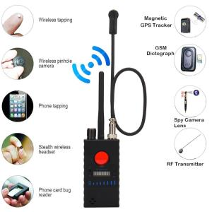 Anti Spy Detector,Wireless RF