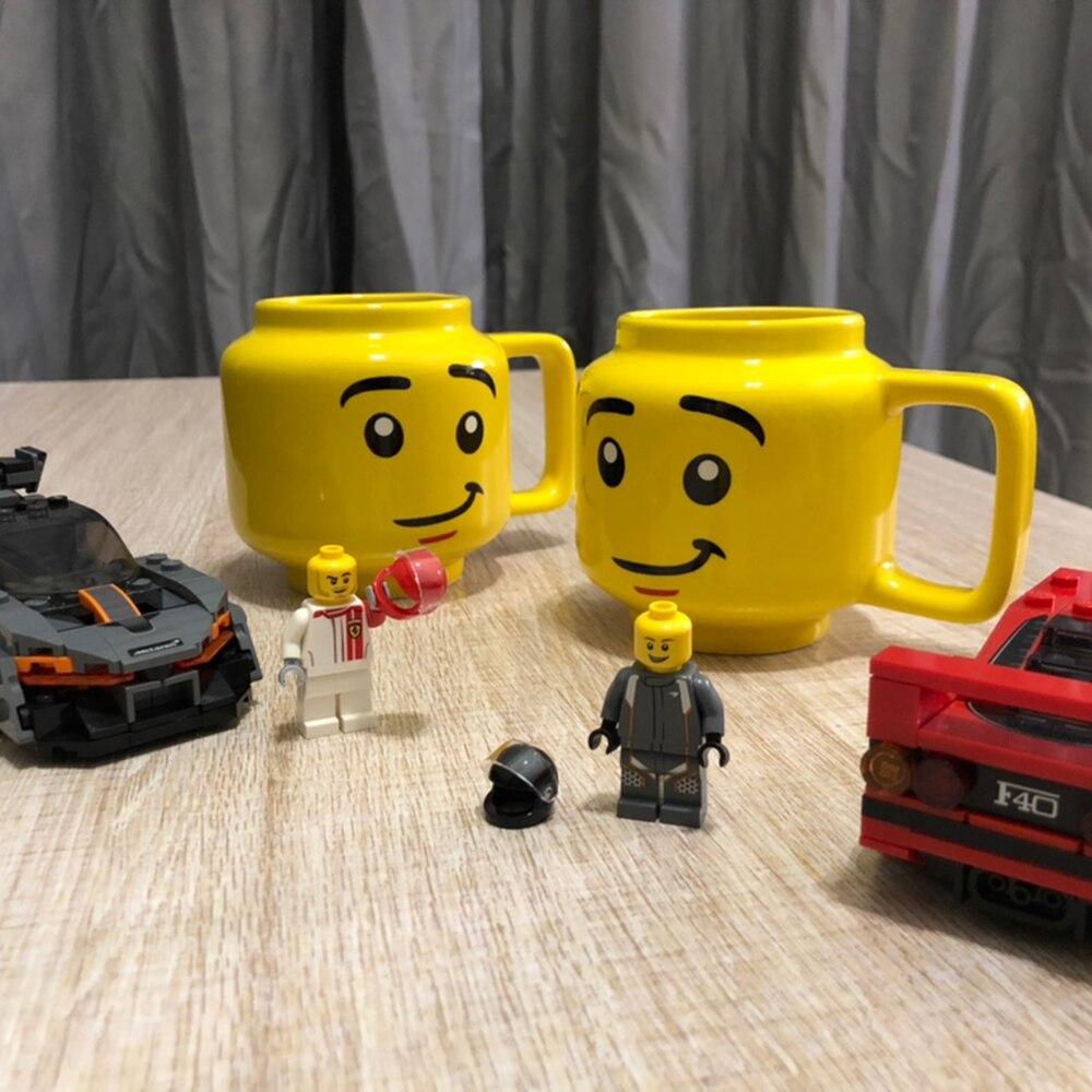 Lego mokken
