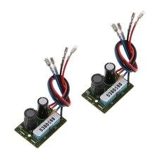 2 шт ВЧ/НЧ делитель частоты 2 способ динамик аудио кроссовер фильтры
