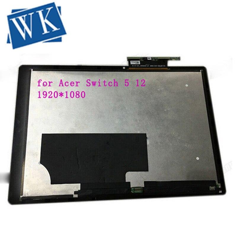 Remplacement pour Acer Switch 5 12 LCD écran tactile numériseur assemblée