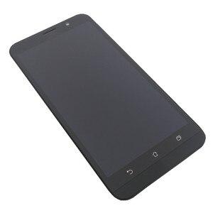 Image 5 - מקורי עבור Asus Zenfone 2 ZE551ML LCD תצוגת מסך מגע Digitizer עצרת עבור Asus Zenfone 2 ZE551ML תצוגה עם מסגרת