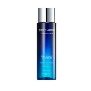 MISSHA Super Aqua Ultra Hyalron Skin Essence 200ml Hyaluronic Acid Serum Hydrating Skin Care Moisturizing Cream Korea Cosmetics