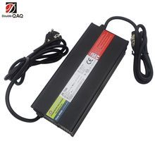 66.4V 6.5A Fast Charger for Dualtron Electric scooter 100-240V fit USA standard or EU Voltage