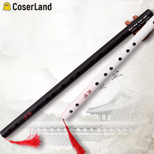 Role Cosplay The Untamed Grandmaster Anime 48cm-Flute Hanfu-Prop Lead Cultivation Tune