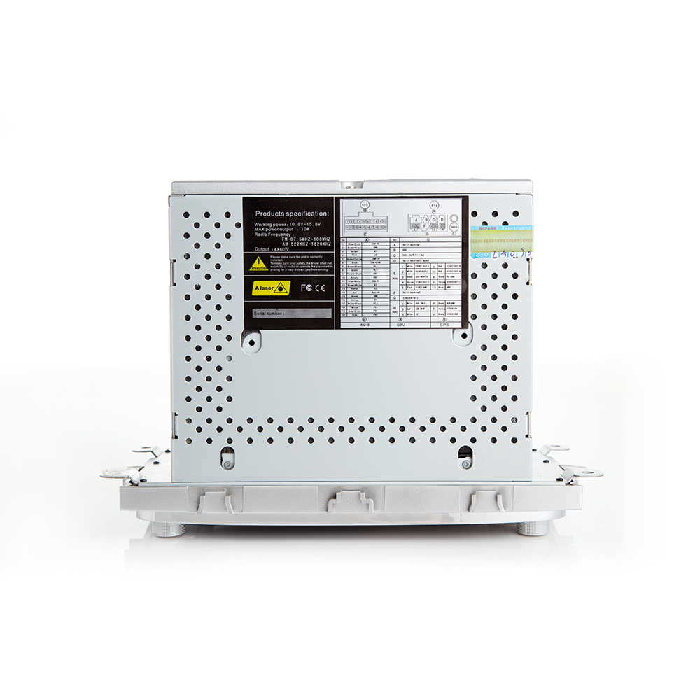 IPS DSP 8 Core 4GB 64G 2DIN Android 9 รถวิทยุมัลติมีเดียสำหรับ Ford Focus 2 3 MK2 mondeo 4 KUGA Fiesta Transit Connect S-MAXC-MAX