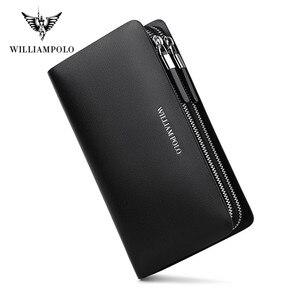 Fashion luxury men's wallet Ge