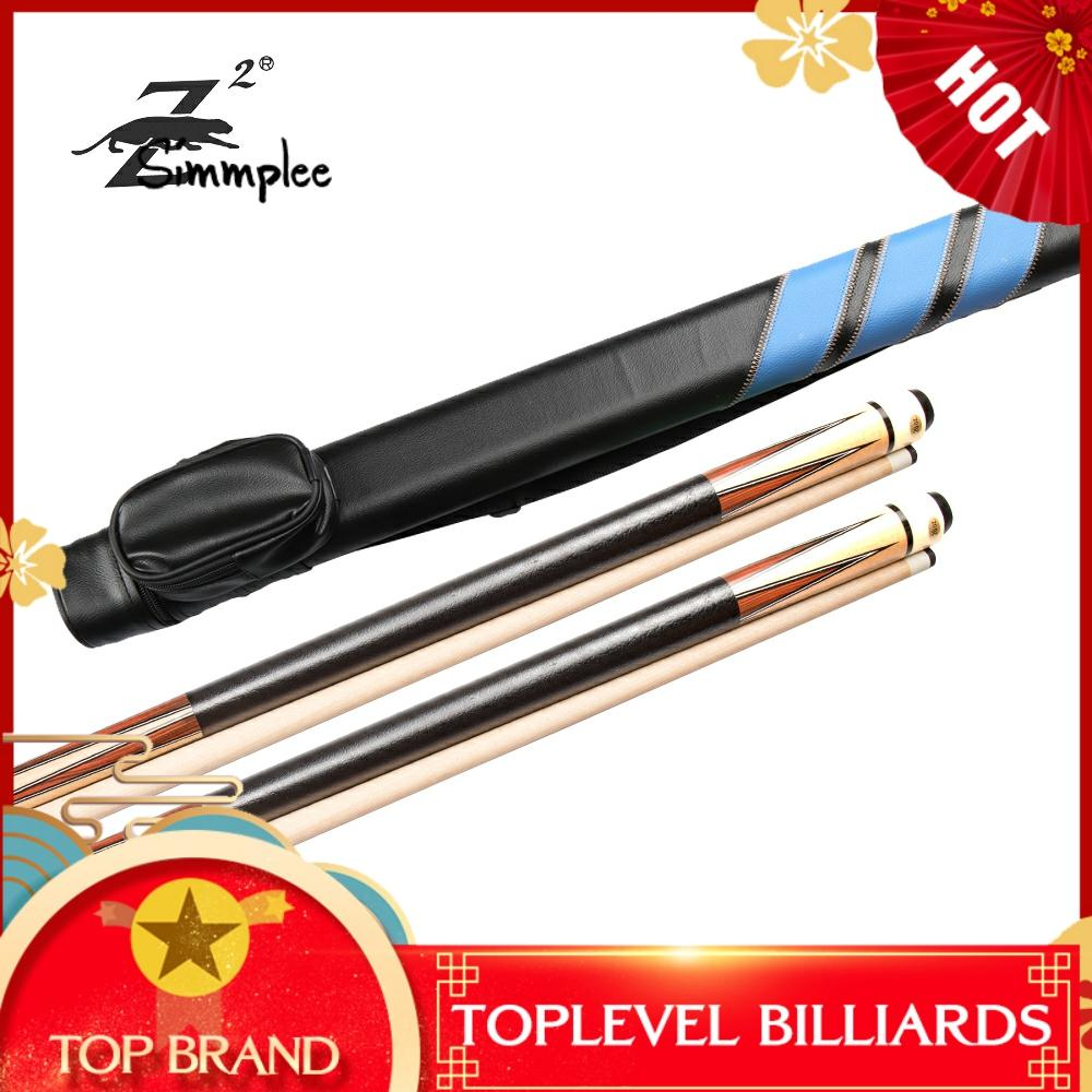 PREOAIDR 3142 Z2 Billiard Pool Cue Stick With Case With Gifts 11.5mm Tip Stick Billiard Cue Kit Professional  Black 8 China 2019