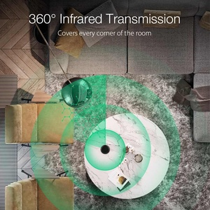 Image 4 - BlitzWolf BW RC1 360 ° 10m Astuto di WIFI IR A Raggi Infrarossi A Distanza di Controllo Intelligente Sensore IR Per La TV Aria Condizionata A Casa elettrodomestici Universale