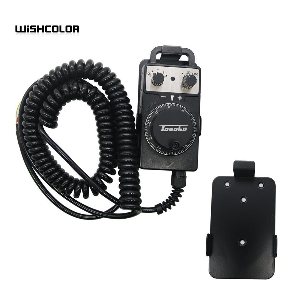 Pulse-Generator Fanuc-System for CNC 100PPR TOSOKU-HC115 5V Handwheel-Handle MPG Manual